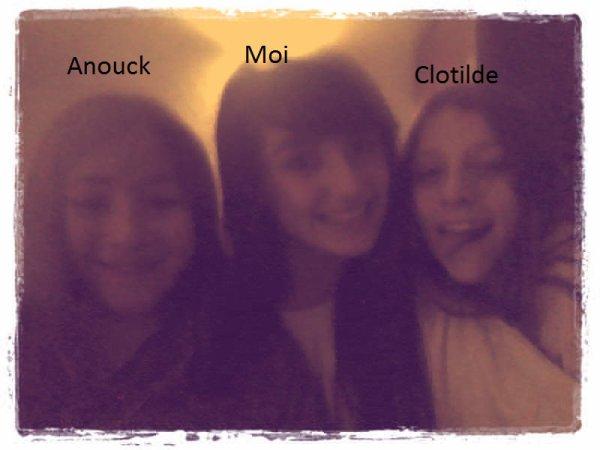 Mes cousines, que j'aime a la folie ♥