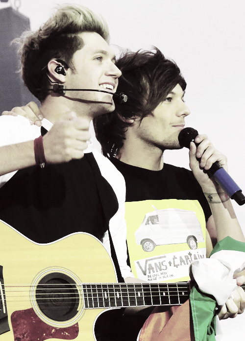 Nouis: There is one thing that I'm guilty of It's loving and giving when you take too much
