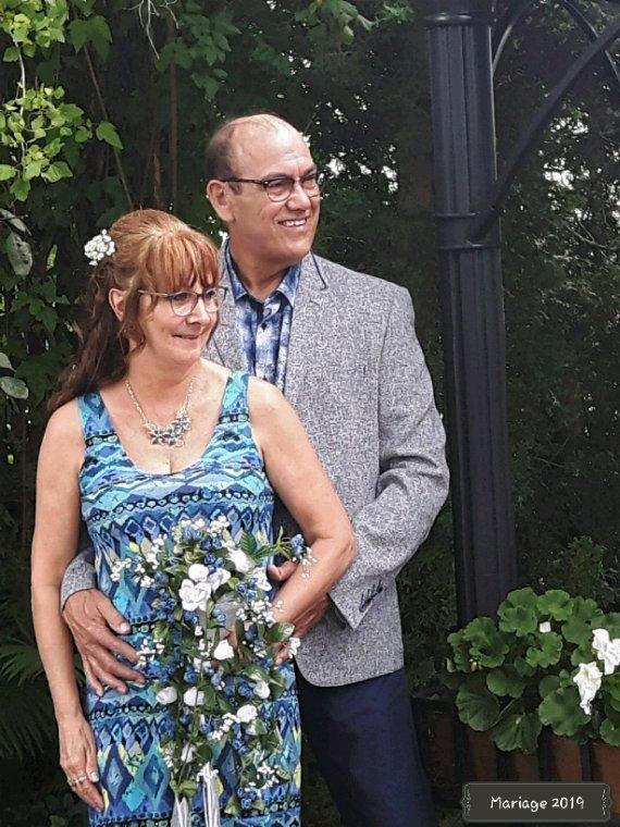 Mariage de mon pète et louisr Août 2019