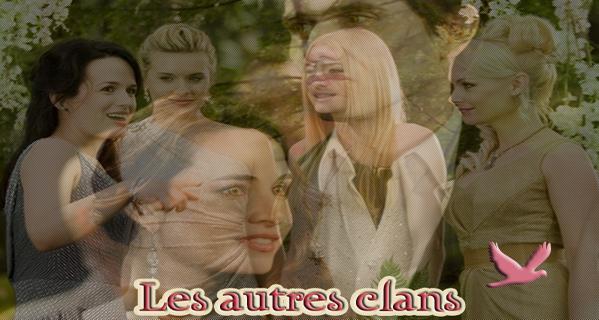 Article 8 → Les autres clans