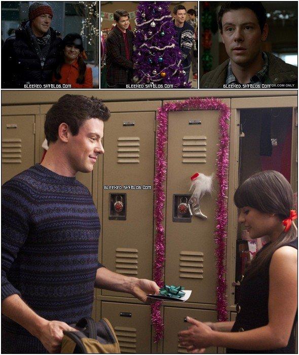 Cory dans l'episode 3x09