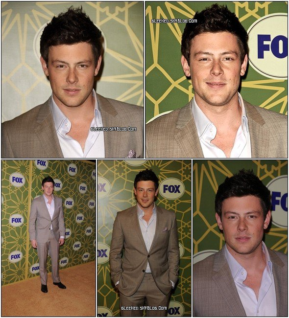 Cory at the 2012  FOX winter TCA