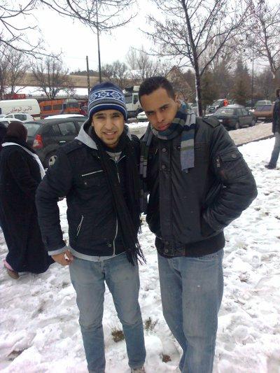 yo y mi amigo