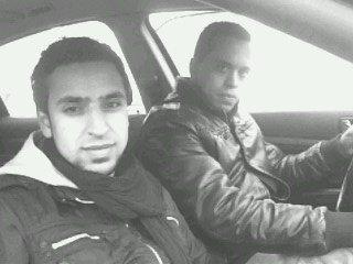 yo y mi amigo en ifran