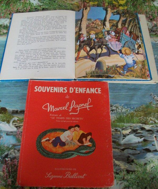 TROUVAILLES  DE  VACANCES  (LIVRES)
