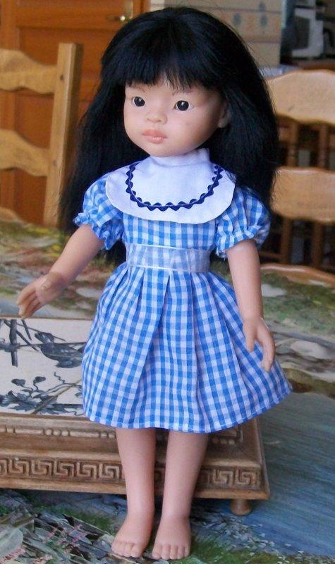 poupée Paola Reina Liu