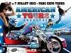 AMERICAN TOURS FESTIVAL et NASCAR du 5 Juillet au 7 Juillet 2013