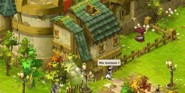 Mise à jour des Maisons : Maison du chateau d'Amakna