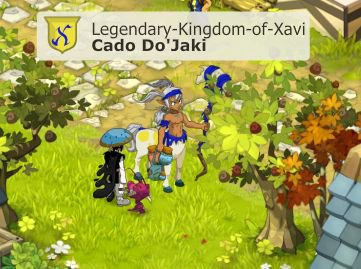 LEGENDARY KINGDOM OF XAVI Repars !