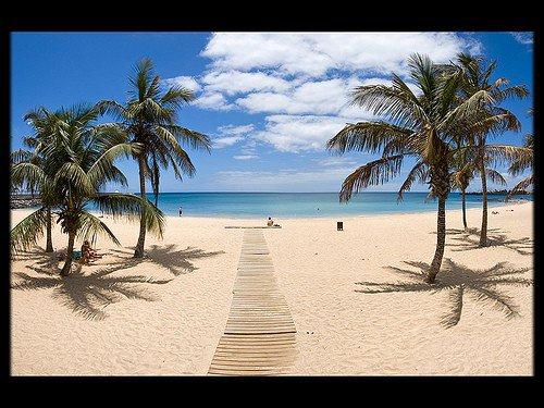 Départ en vacances !