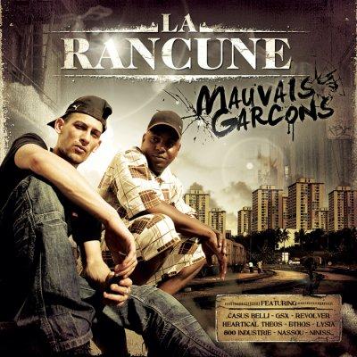 le premier cd de la rancune sortie le 15 fevrier  2010