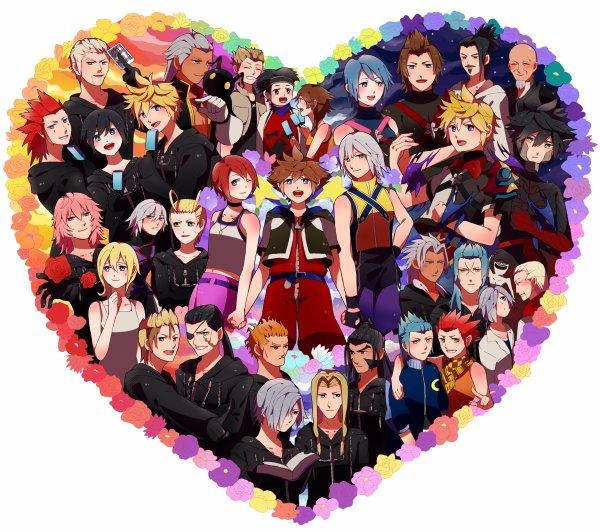 「10 Year Anniversary┋KINGDOM HEARTS」