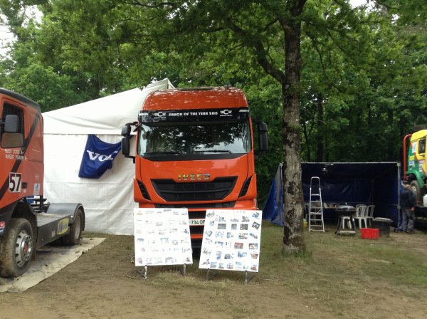 Camion cross baud 2013