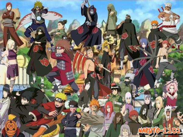 Quel personnage préférez-vous ??