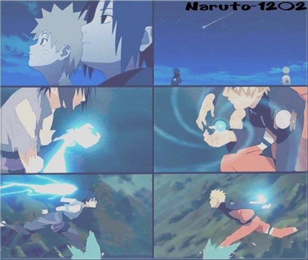 New Montage: Naruto and Sasuke <3
