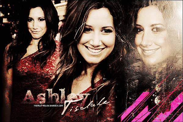 . Bienvenue sur Tisdale-Asley ; Ta source d'actualité sur Ashley Tisdale ! .