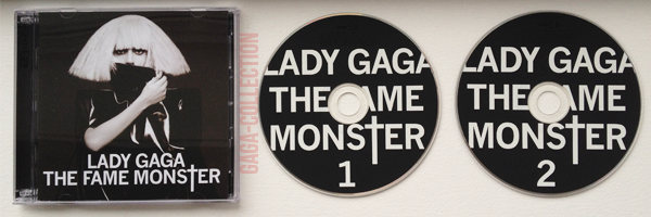 The Fame Monster (Deluxe Edition) .