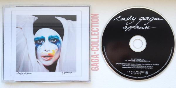 Applause (CD Single)