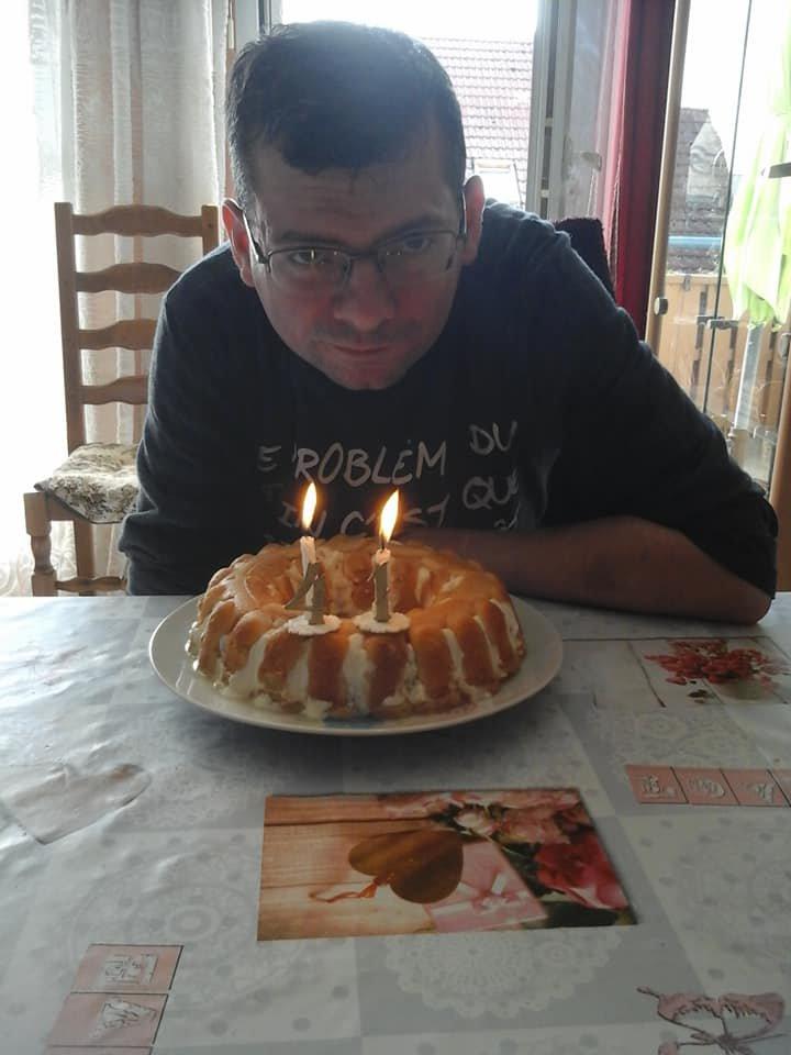 Mon 41ème anniversaire
