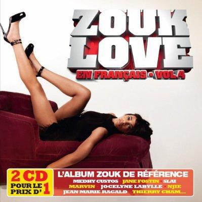 **Compilation Zouk love en Français vol.4**Réalisée par Erick LOUISY et Ronald RUBINEL