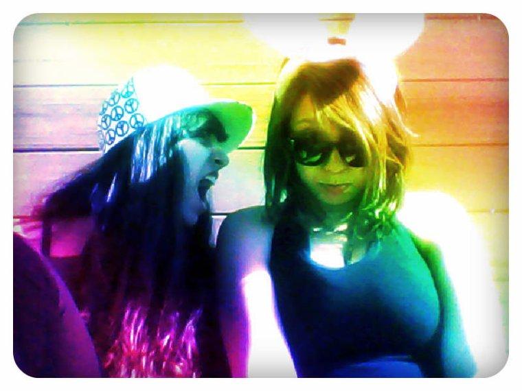 Marisa Gomes & Marisa Monroe <3