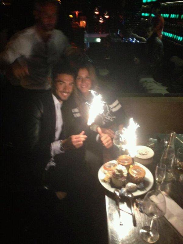 Anais et Julien le magnifique couple