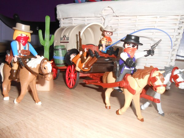 Les Cowboy