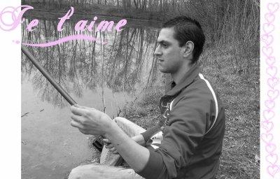 Mon c½ur a la pêche =D