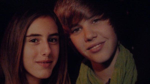 ...............................Me at Hollywood add Justin Bieber =D .........................