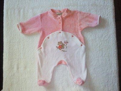 pyjama pour fille naissance