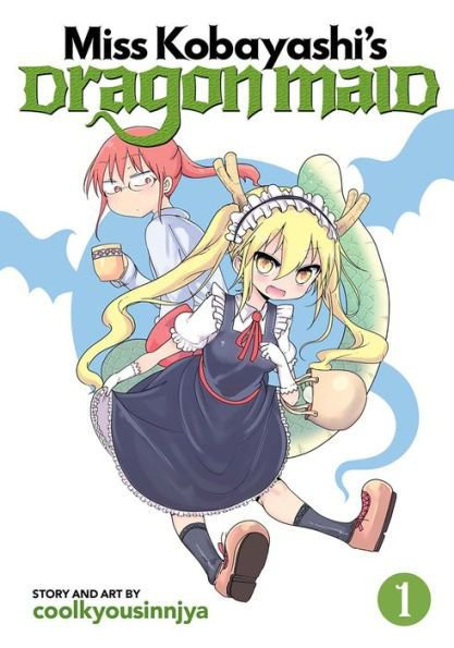 miss kobayashi dragon maid