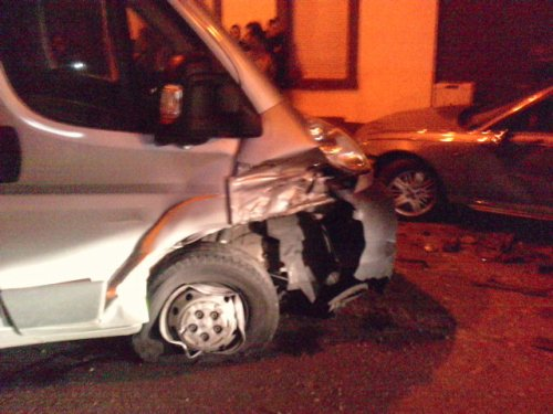 Accident à Fléron