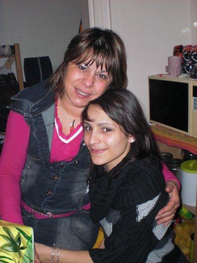 Moune et moi (novembre 2010)