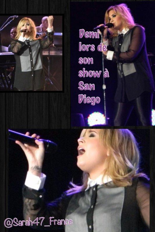 Demi's show