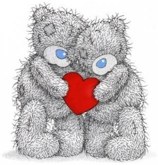 Me to you amour me to you - Nounours me to you ...