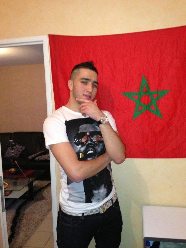 De dos ou de face, les marocain on tjr la classe !!!  #CAN2013
