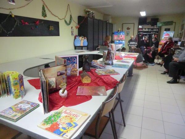 L'HEURE DU CONTE du samedi 05 décembre 2015 au Foyer Rural