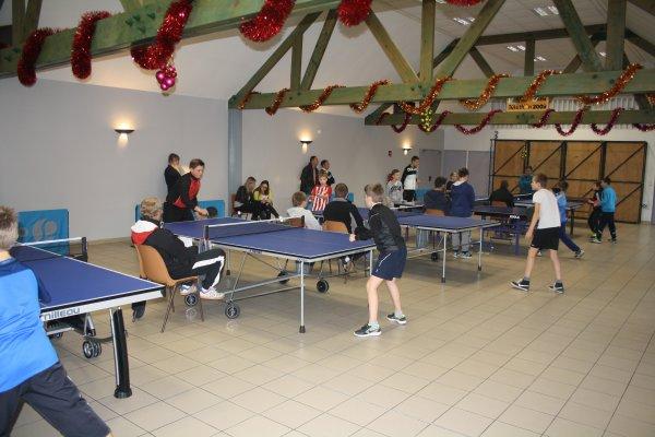 CHALLENGE DE TENNIS DE TABLE à Coulomby le samedi 3 novembre 2016