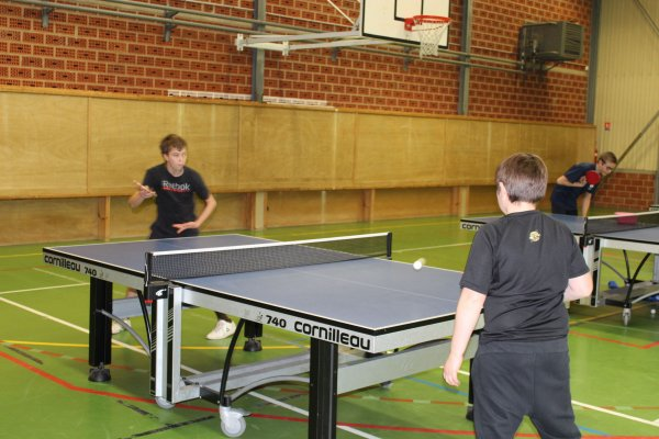 Stages Tennis de Table du CDSMR