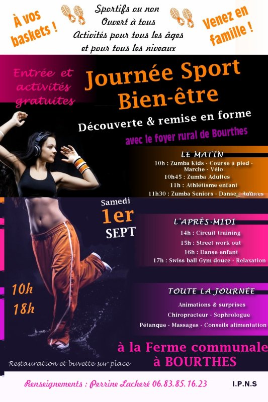Sport à Bourthes