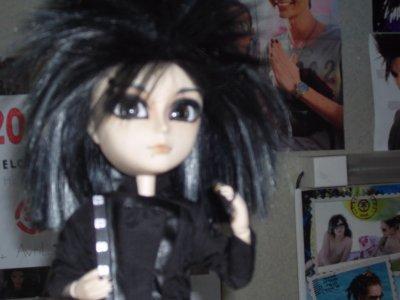 Ma poupée Bill
