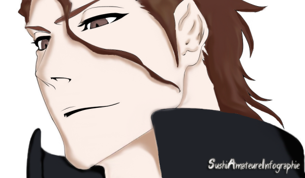 Colorisation Aizen