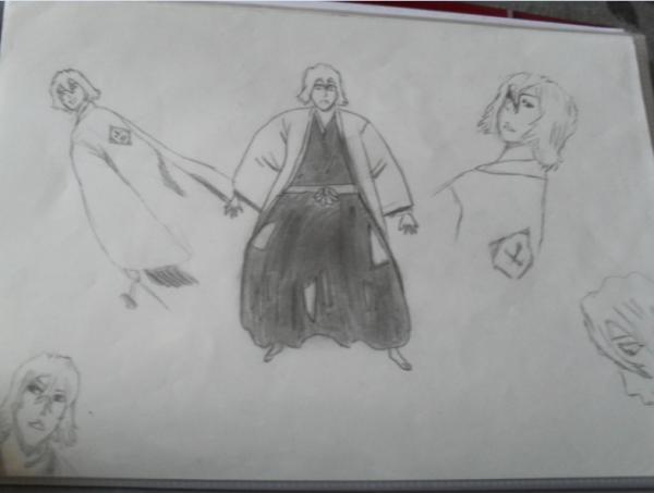 Toshiro de Bleach