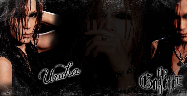 Wallpaper Ruki Reita et Uruha    the GazettE