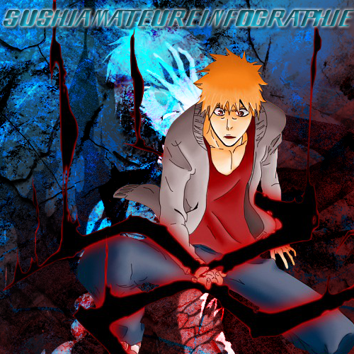 Fond d'écran et colorisation manga