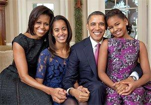 Le bonheur, c'estl a famille...