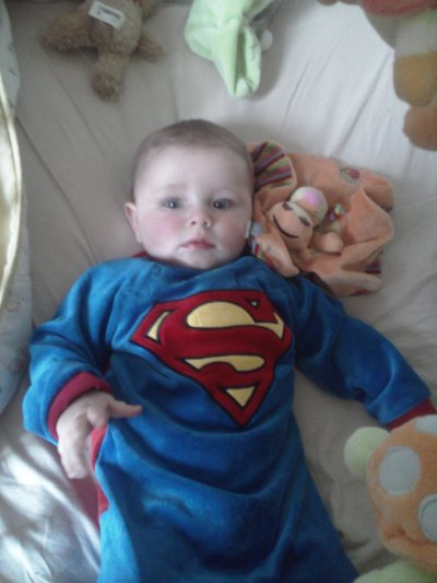 mon super bebe
