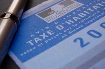 taxe d'habitation et contribution à l'audiovisuel public