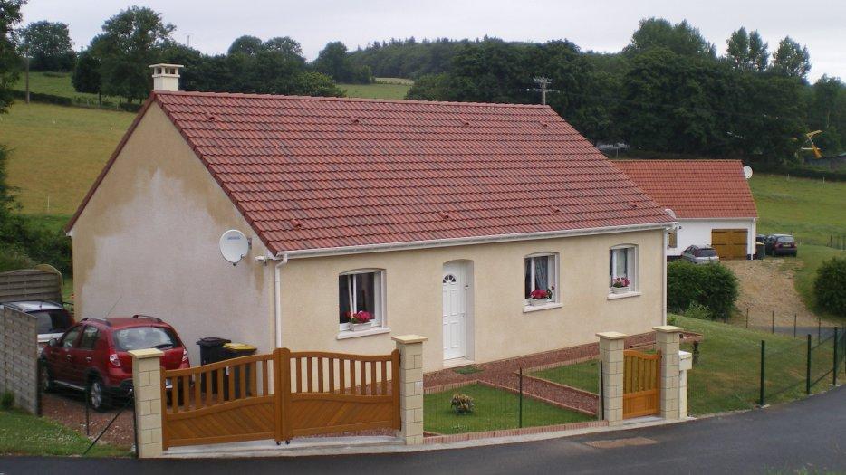notre maison MIKIT à Cormont