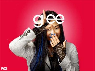 Jenna Ushkowitz(Glee)